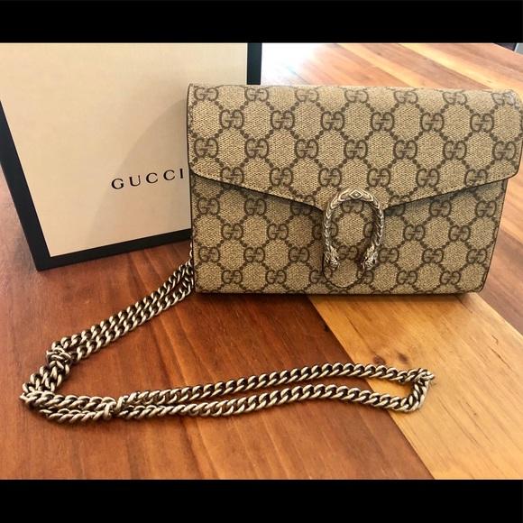 422e48fa496 Gucci Dionysus GG Supreme Mini Chain Bag. M_5b39022a534ef948fd07c5c6